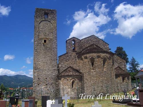 The Pieve di Sorano in Filattiera