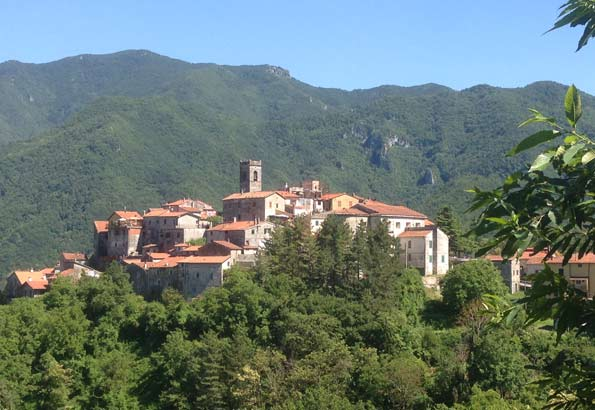 Villages of Lunigiana