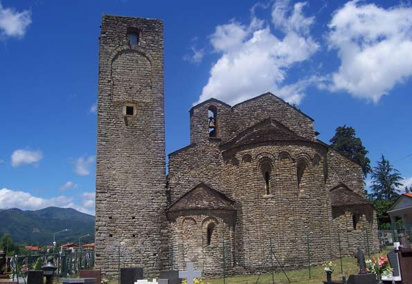 Churches of Lunigiana